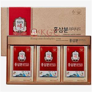 Bột Hồng Sâm Cheong Kwan Jang dạng gói 60 gói